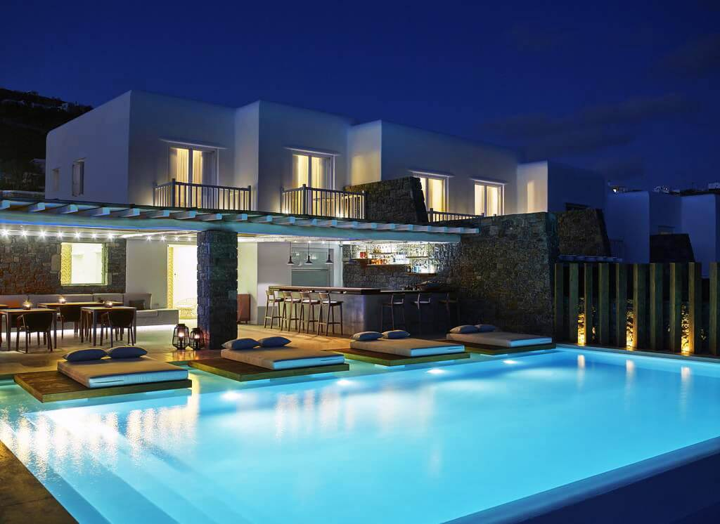 Bill & Coo Suites and Lounge, Mykonos - by Booking.com