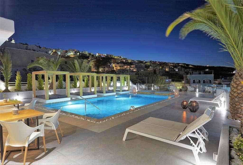 Callia Retreat Suites, Santorini - by Booking.com