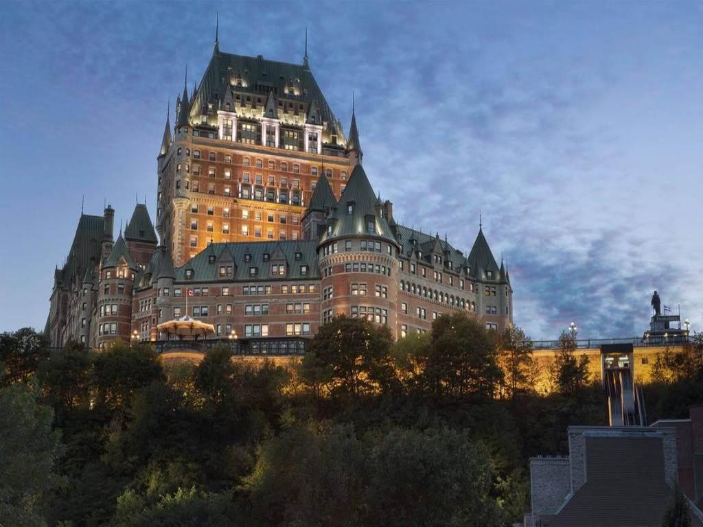 Fairmont Le Chateau Frontenac, Quebec City - Booking.com