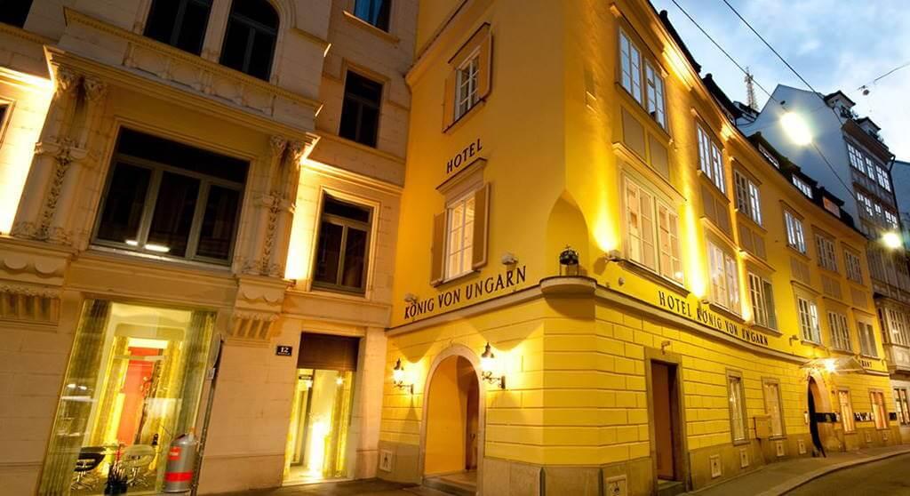 Hotel König Von Ungarn, Vienna - by Booking.com