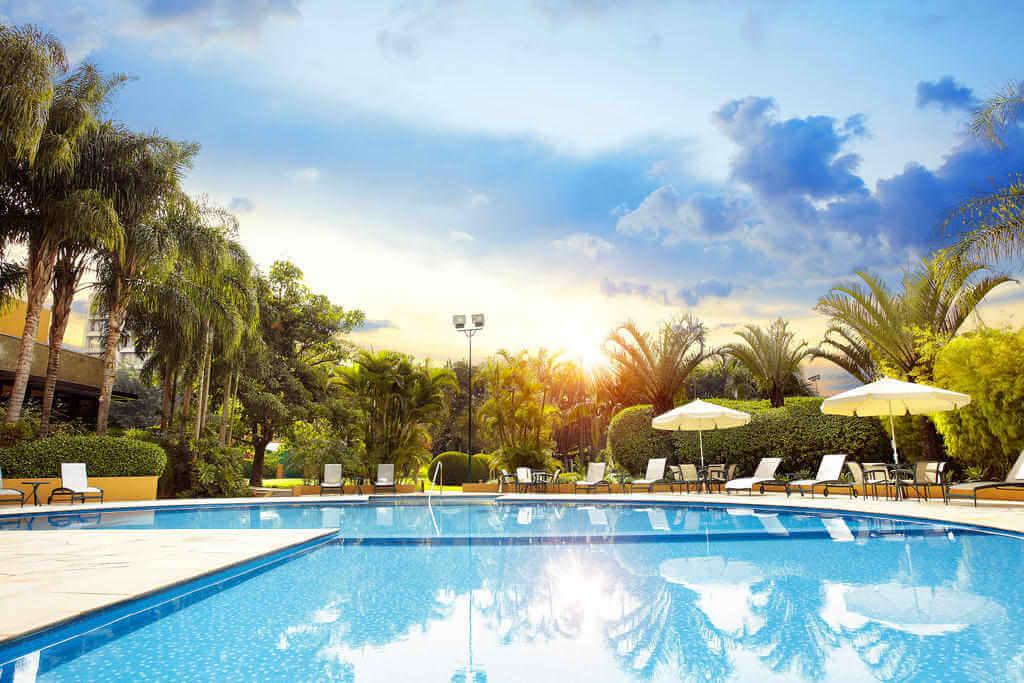Hotel Transamerica São Paulo - by booking.com
