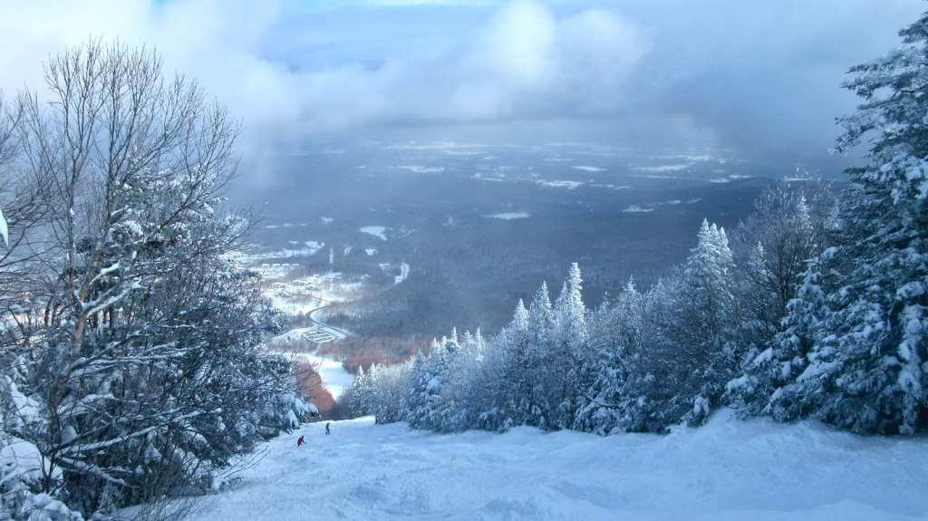 Jay Peak, Vermont, United States - by ihamr/Flickr.com