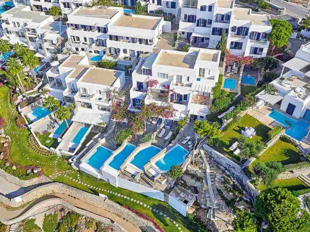 Mykonos Blu, Grecotel Exclusive Resort - by Booking.com