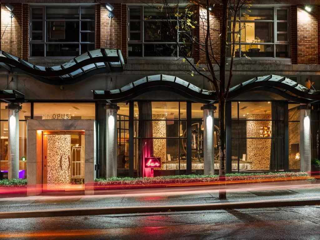 Opus Hotel, Vancouver - Booking.com