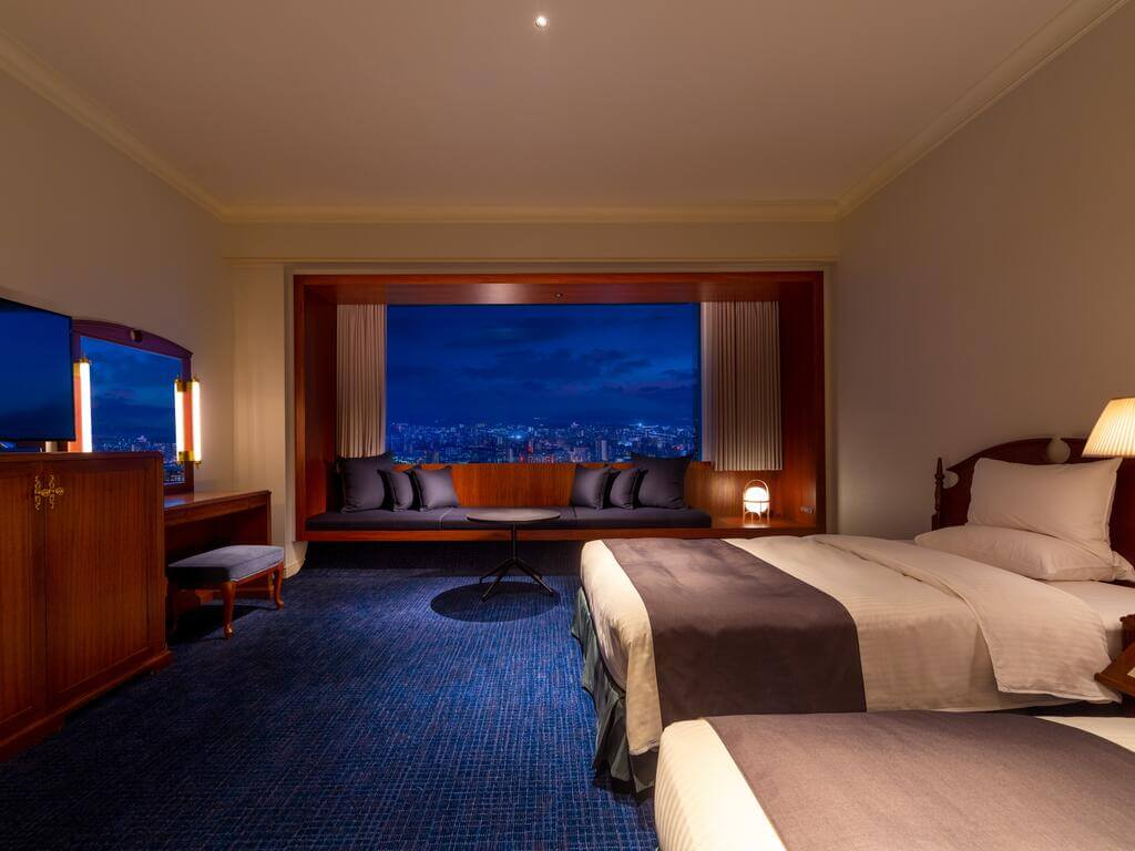 Rihga Royal Hotel Hiroshima - by Booking.com