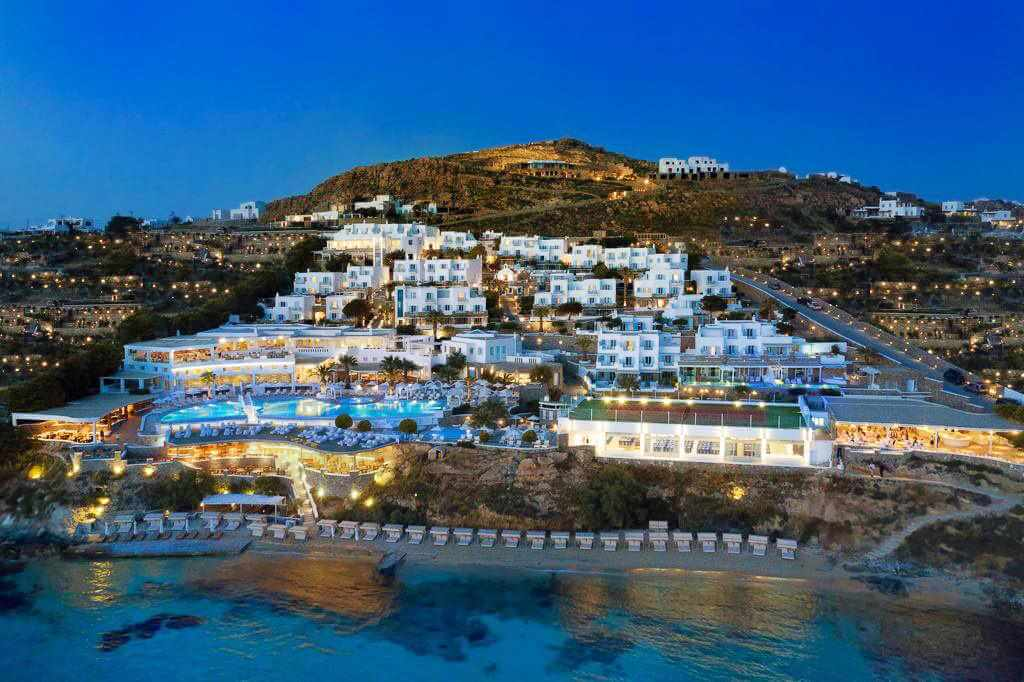 Saint John Hotel Villas & Spa, Mykonos - by Booking.com