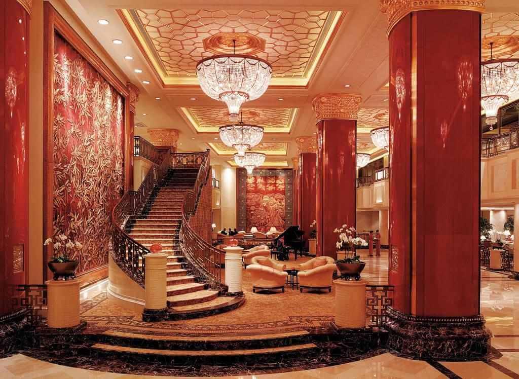 Shangri-la's China World Hotel, Beijing - by Booking.com