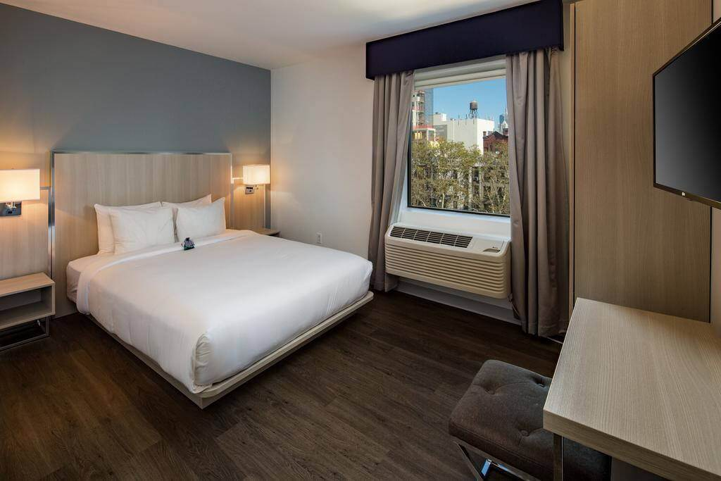 The Gatsby Hotel, Lower East Side, New York - Booking.com