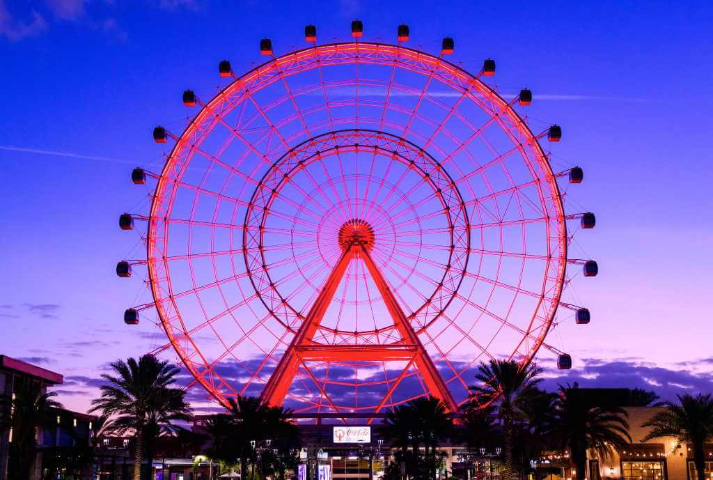 The Wheel ICON Park, Florida, United States - by Geoff Livingston/Flickr.com