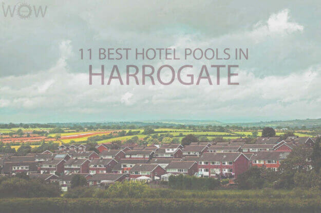 11 Best Hotel Pools In Harrogate