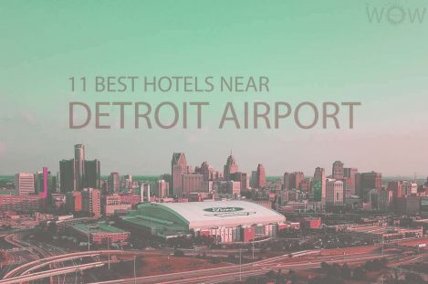 11 Best Hotels Near Detroit Airport