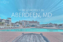 11 Best Hotels in Aberdeen, Maryland
