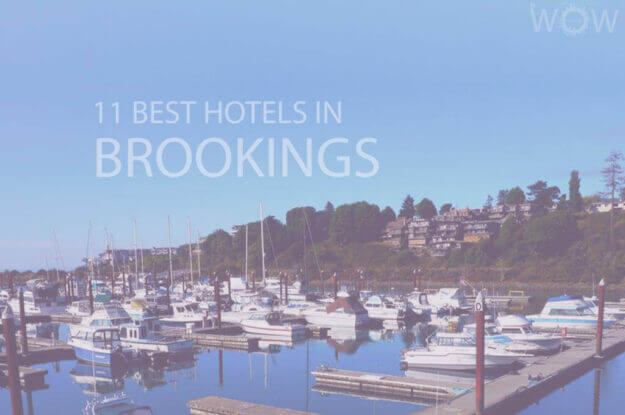 11 Best Hotels in Brookings, Oregon