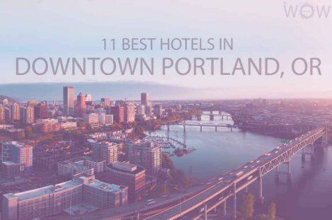 11 Best Hotels in Downtown Portland, Oregon