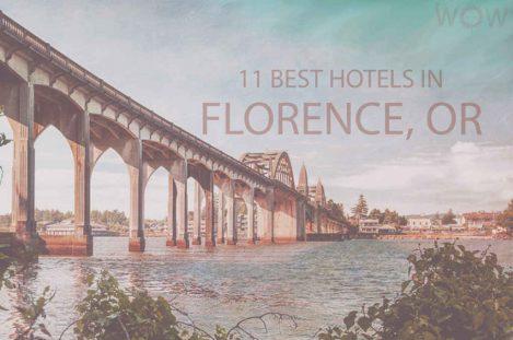 11 Best Hotels in Florence, Oregon