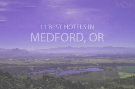 11 Best Hotels in Medford, Oregon