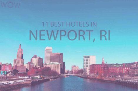 11 Best Hotels in Newport, Rhode Island HD
