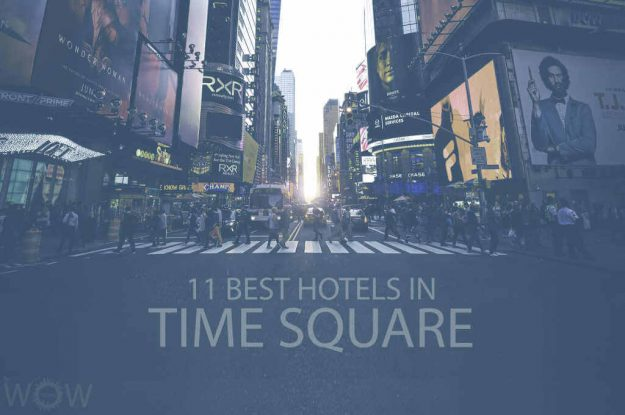 11 Best Hotels in Time Square, New York