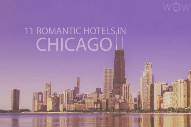 11 Romantic Hotels in Chicago