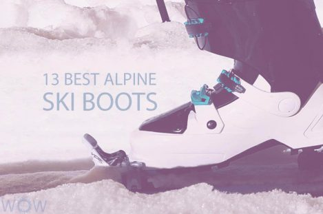 13 Best Alpine Ski Boots