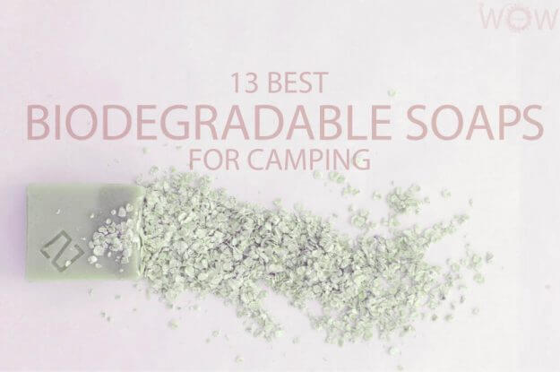 13 Best Biodegradable Soaps for Camping