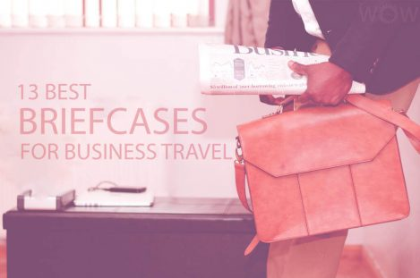 13 Best Briefcases for Business Travel