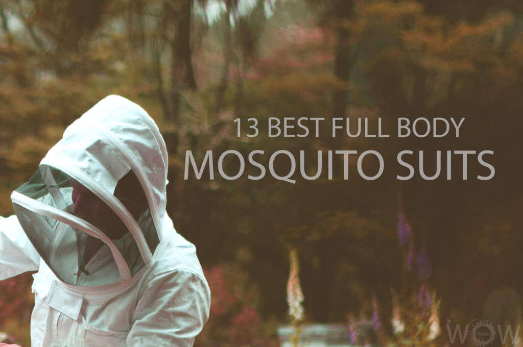 13 Best Full Body Mosquito Suits