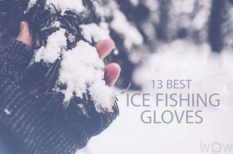 13 Best Ice Fishing Gloves