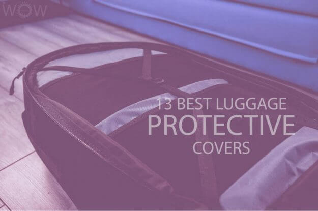 13 Best Luggage Protective Covers