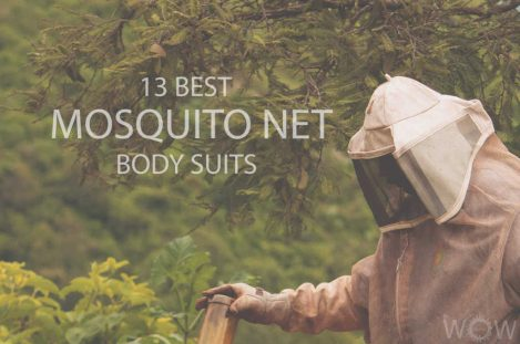 13 Best Mosquito Net Body Suits