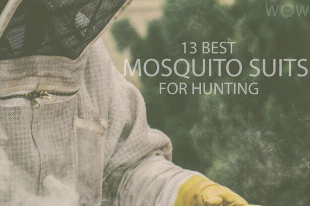 13 Best Mosquito Suits For Hunting