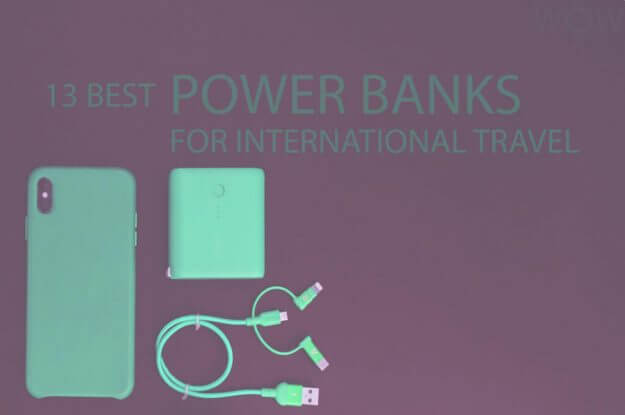 13 Best Power Banks for International Travel