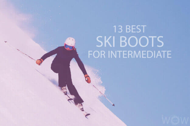 13 Best Ski Boots For Intermediate