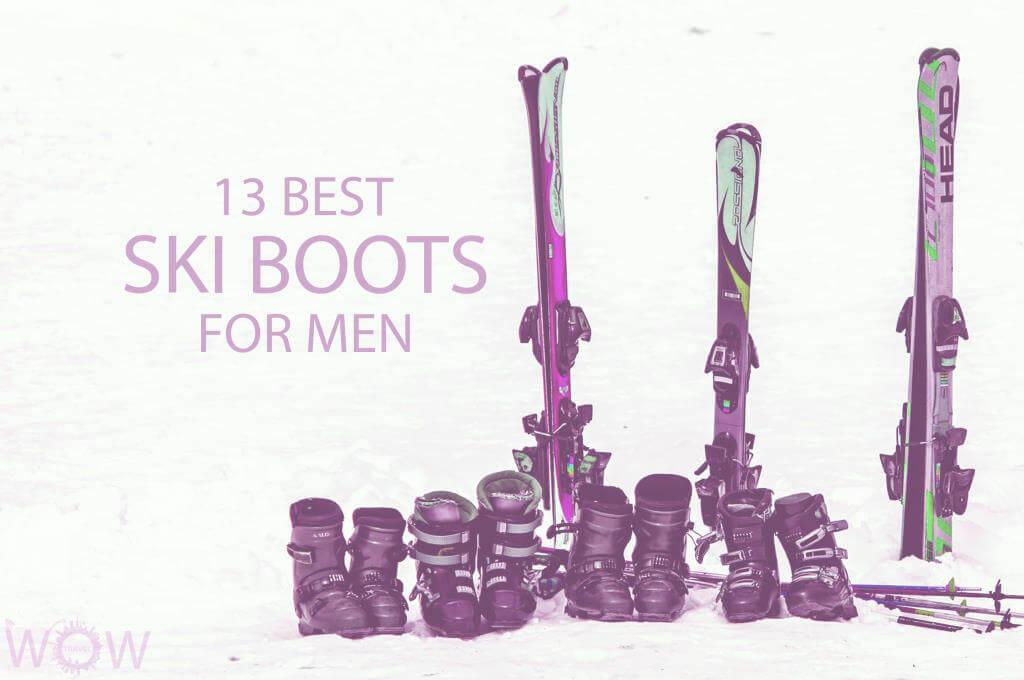 13 Best Ski Boots For Men