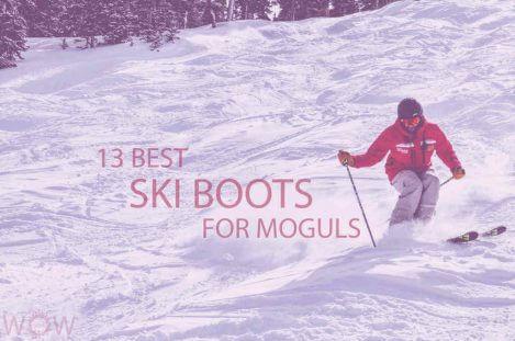 13 Best Ski Boots For Moguls