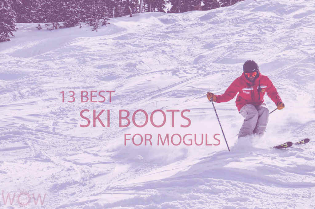13 Best Ski Boots For Moguls