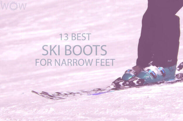 13 Best Ski Boots For Narrow Feet
