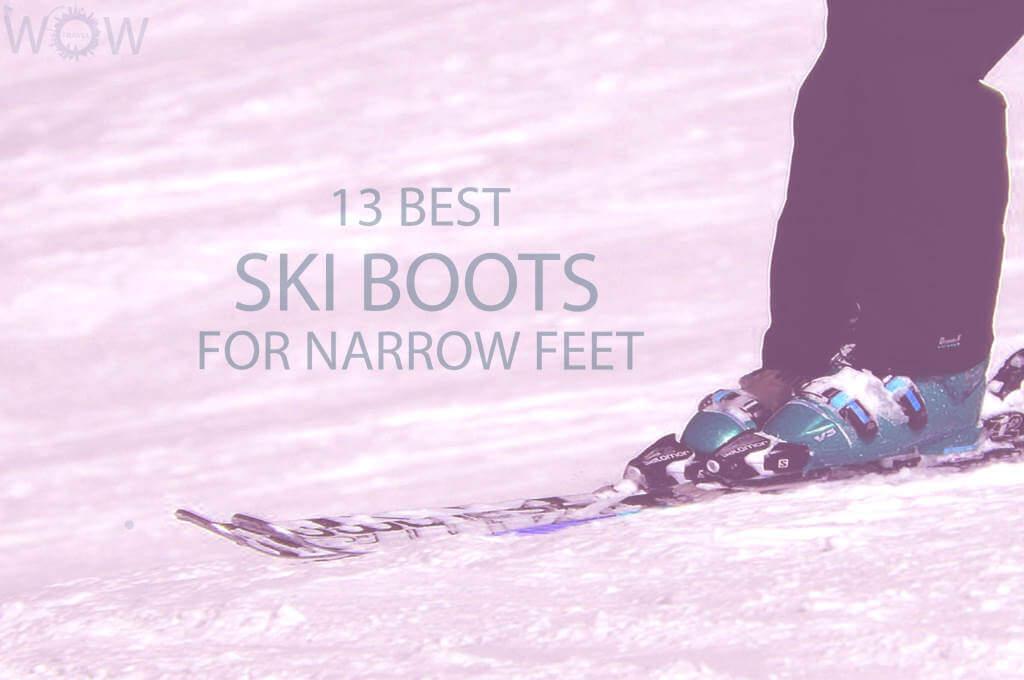 13 Best Ski Boots For Narrow Feet