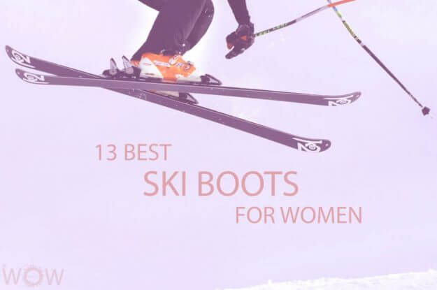 13 Best Ski Boots For Women