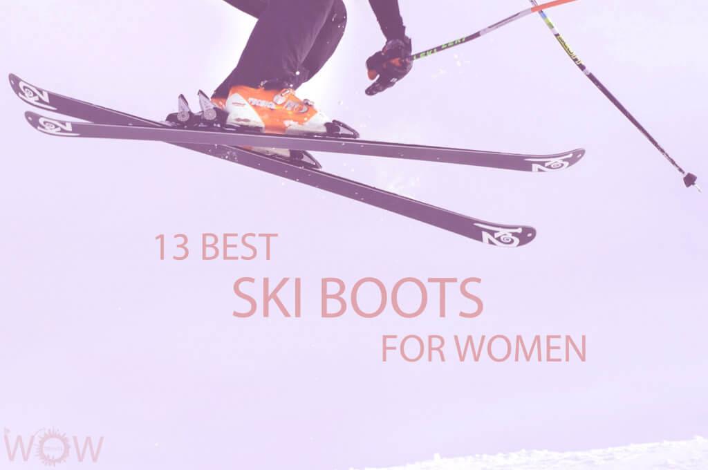 13 Best Ski Boots For Women