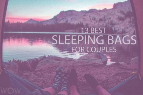 13 Best Sleeping Bags for Couples