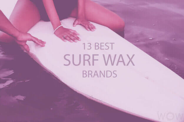 13 Best Surf Wax Brands