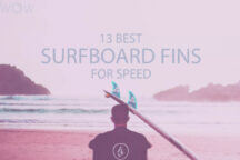 13 Best Surfboard Fins for Speed