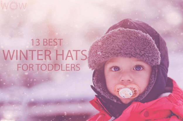 13 Best Winter Hats For Toddlers