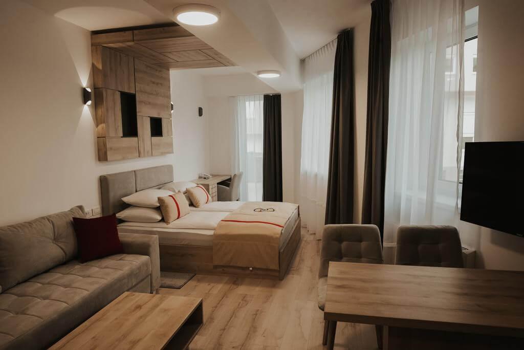 Aparthotel Centar Sarajevo - by Booking