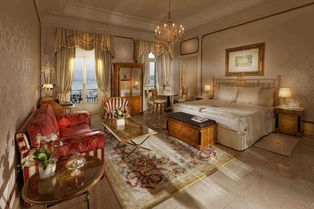Grand Hotel National, Lucerne - by Booking