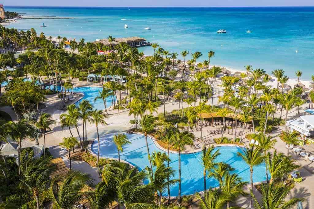 Hilton Aruba Caribbean Resort & Casino - by Booking.com