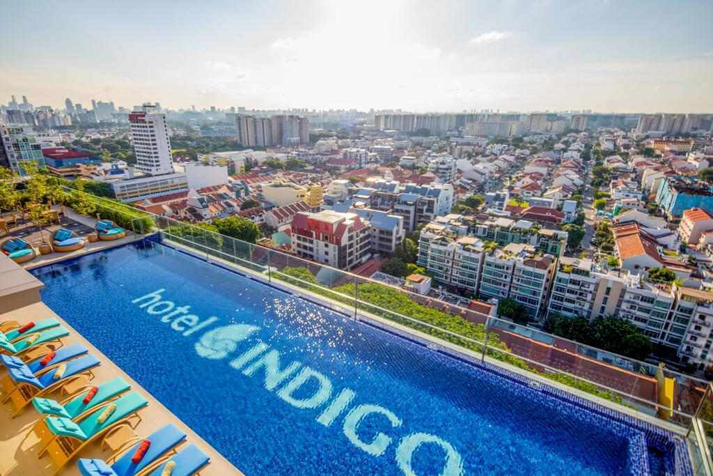 Hotel Indigo Singapore Katong - by Booking