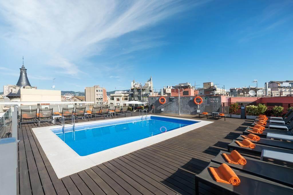 Hotel Jazz, Barcelona - by Booking.com