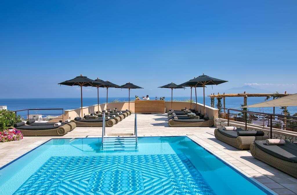 Hotel Villa Marina, Capri, Italy - by Booking